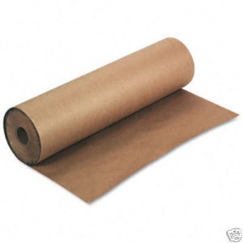 where to buy brown kraft wrapping paper